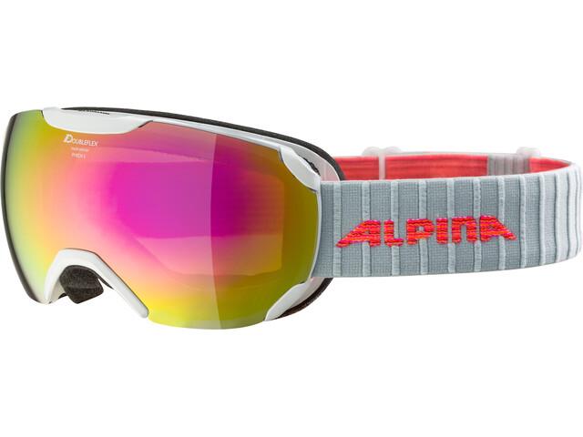 Alpina Pheos S MM - Gafas de esquí - blanco